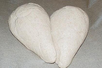 Bio - Herz - Brot 9