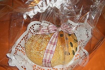 Bio - Herz - Brot 3