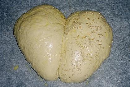 Bio - Herz - Brot 7