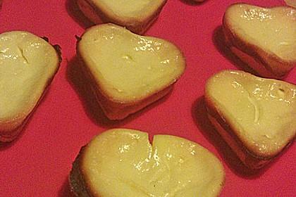 Mini - Vanille - Käsekuchen 36