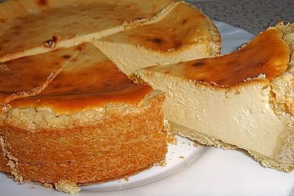 Mini - Vanille - Käsekuchen 3