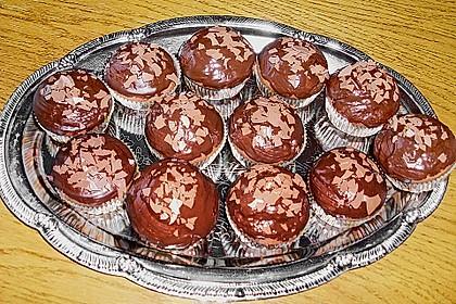 Schokoladen Muffins für Eilige 27
