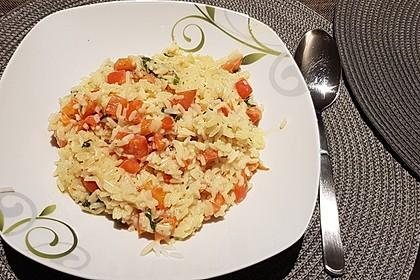 Paprika mit Geflügel - Curry - Füllung 10