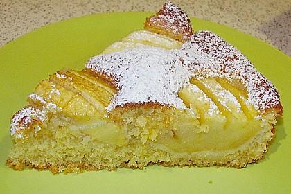 Schneller Apfelkuchen 12
