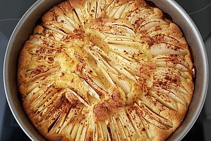 Schneller Apfelkuchen 2