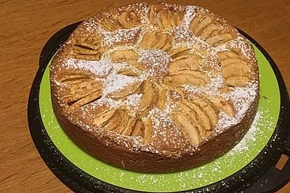 Schneller Apfelkuchen 20