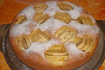 Schneller Apfelkuchen 25