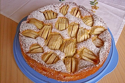 Schneller Apfelkuchen 96