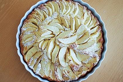 Schneller Apfelkuchen 16