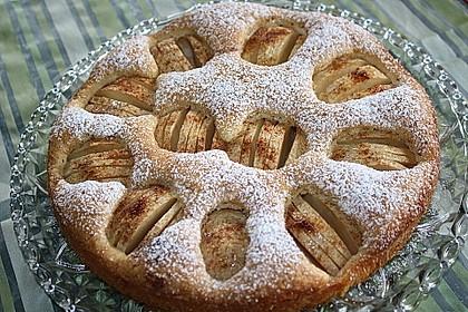 Schneller Apfelkuchen 4