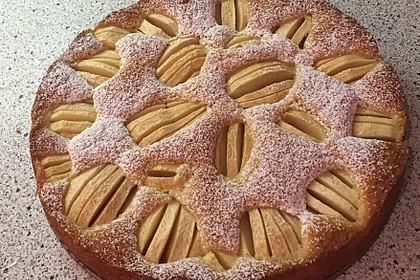 Schneller Apfelkuchen 6