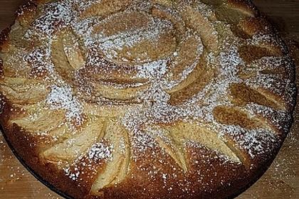 Schneller Apfelkuchen 17