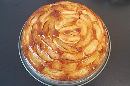 Schneller Apfelkuchen 22
