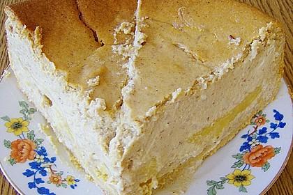 Käse - Ananas - Kuchen