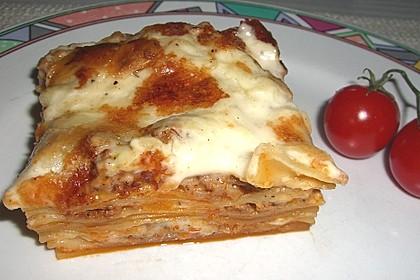 Lasagne alla Bolognese 3
