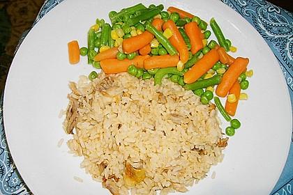 Frisches Erbsen - und Möhrengemüse 19