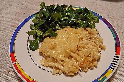 Schnelle Käsespätzle 30