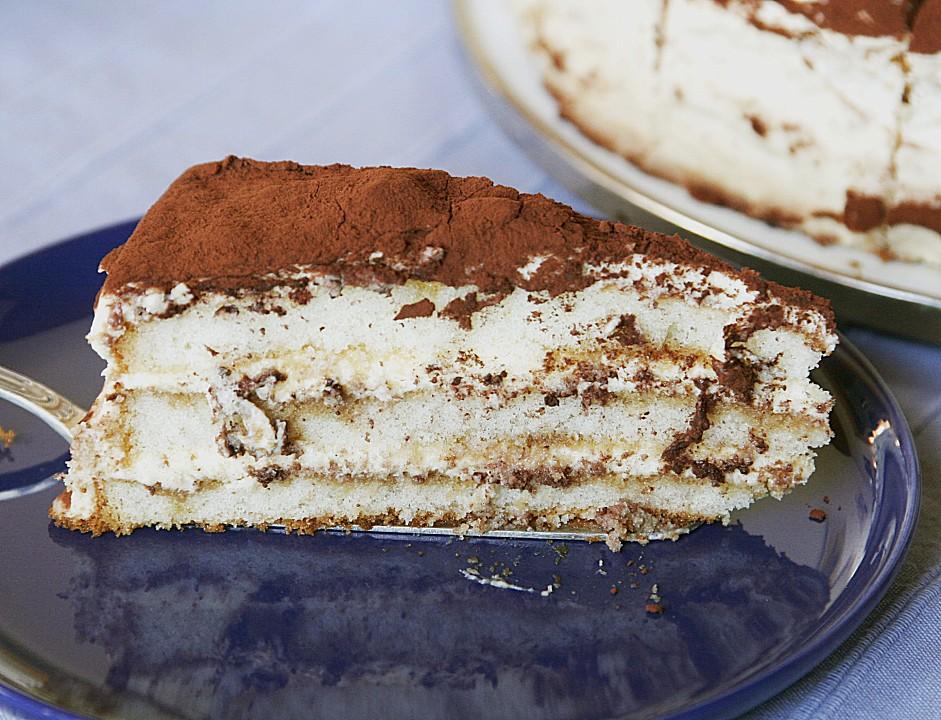 Majas Tiramisu Torte Von Mausemaja Chefkoch De