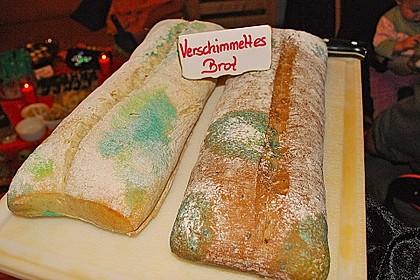 Schimmeliges Brot 2