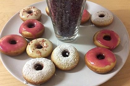Mini - Donuts für den Donut - Maker (Bild)