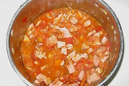 Gnocchinudeln-Tomaten-Brokkoliauflauf 5