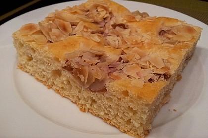 Rhabarber - Buttermilchkuchen 7
