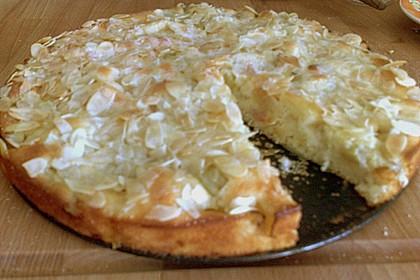 Rhabarber - Buttermilchkuchen 111
