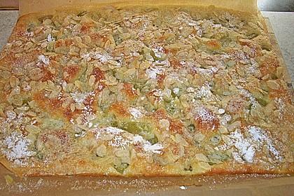 Rhabarber - Buttermilchkuchen 77