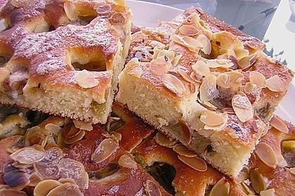 Rhabarber - Buttermilchkuchen 15