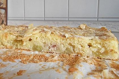 Rhabarber - Buttermilchkuchen 101