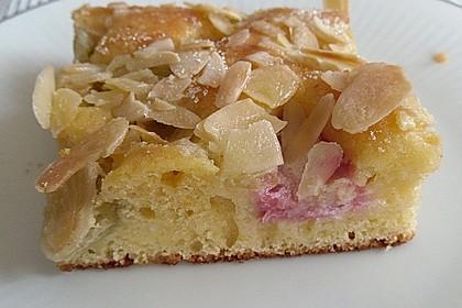 Rhabarber - Buttermilchkuchen 36
