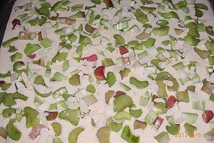 Rhabarber - Buttermilchkuchen 117