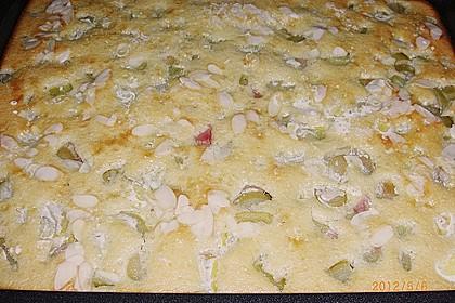 Rhabarber - Buttermilchkuchen 91