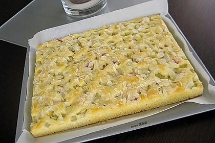 Rhabarber - Buttermilchkuchen 10