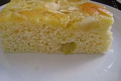 Rhabarber - Buttermilchkuchen 56