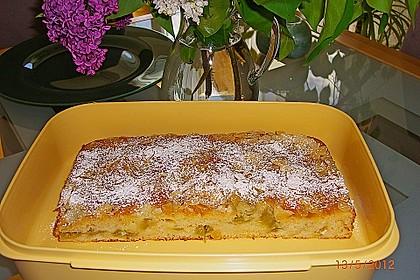 Rhabarber - Buttermilchkuchen 80