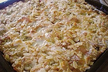 Rhabarber - Buttermilchkuchen 61