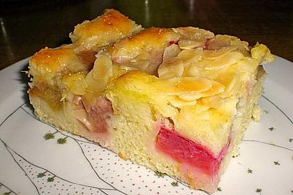 Rhabarber - Buttermilchkuchen 55