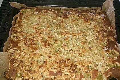 Rhabarber - Buttermilchkuchen 99