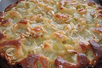Rhabarber - Buttermilchkuchen 31