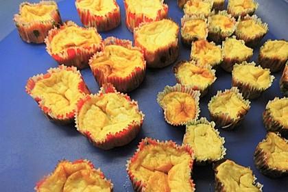 American Cheesecake Muffins (Bild)