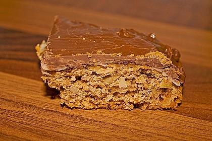 Schokoladiger Honigkuchen 2