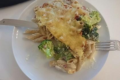 Brokkoli - Nudel - Gratin (Bild)