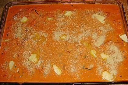 Hähnchenfilets mit würziger Tomatensoße 5