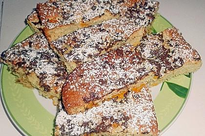 Sahne - Kuchen (Bild)