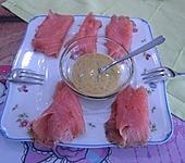 Dill - Senf - Sauce (Bild)