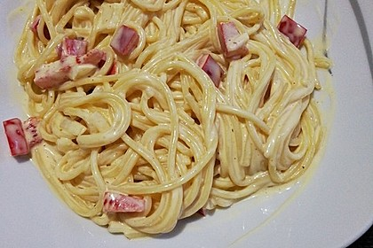 China - Spaghetti - Salat