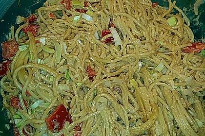 China - Spaghetti - Salat 1
