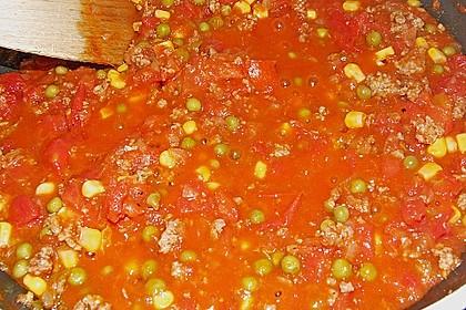 Überbackene Enchiladas mit Tzatziki 35
