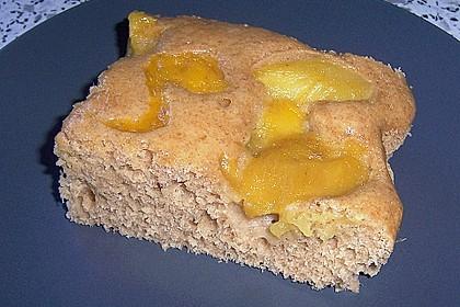 Chrissis Dinkel - Birnen Kuchen